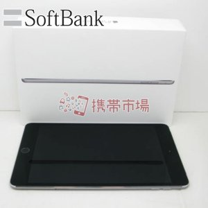 SoftBank iPad mini4 Wi-Fi+Cellular 128GB スペースグレイ A...