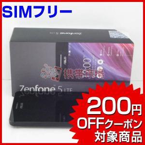 SIMフリー ZenFone 5 (A500KL) 16GB ブラック 美品 Aランク 中古 本体 ...