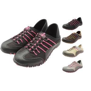 スリッポンで脱ぎ履き簡単。踵を踏んでも履ける2Wayタイプです。 靴底がやわらかく、屈曲性あり、滑り...