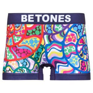 BETONES/ビトーンズ AMMONITE メンズ ボクサーパンツ アンダーウェア|garakuta-ga