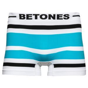 BETONES/ビトーンズ AKER BLACK/EMERALD  メンズ ボクサーパンツ アンダーウェア|garakuta-ga