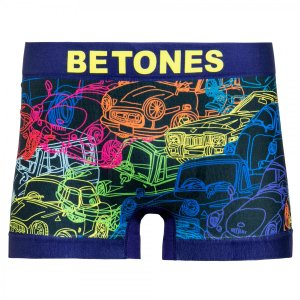 BETONES/ビトーンズ CAR メンズ ボクサーパンツ アンダーウェア|garakuta-ga