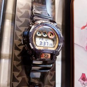 限定 G-SHOCK DW-6900SLG-1JR 七福神 SHICHI-FUKU-JIN 毘沙門天モデル 腕時計 カシオ CASIO ジーショック Gショック 新品 国内正規品|garakuta-ga