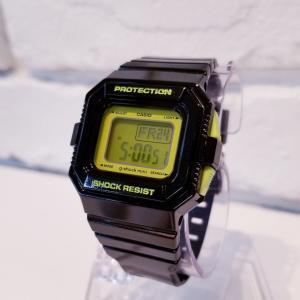 Gショックミニは、Gショックの機能そのままにダウンサイジングして軽く使いやすくデザインされたシリーズ...