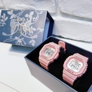 限定 G-SHOCK LOV-18B-4JR ラヴァーズコレクション ラバコレ ピンク 腕時計 カシオ CASIO ジーショック Gショック 新品 国内正規品|garakuta-ga