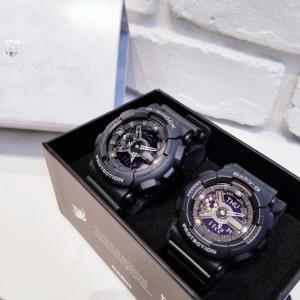 限定 G-SHOCK LOV-18C-1AJR ラヴァーズコレクション ラバコレ ブラック 腕時計 カシオ CASIO ジーショック Gショック 新品 国内正規品|garakuta-ga
