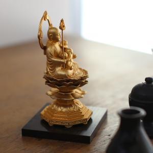 仏像 子安地蔵菩薩 15cm|garandou|02