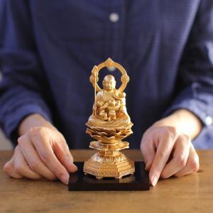 仏像 子安地蔵菩薩 15cm|garandou|03