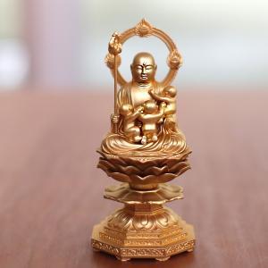 仏像 子安地蔵菩薩 15cm|garandou|05