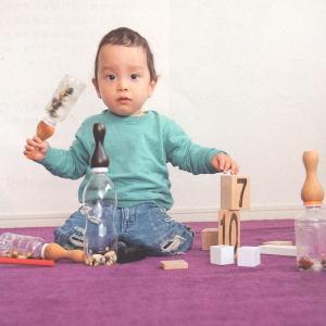 ガラガラ がらがら MokuNeji (モクネジ) × 輪島キリモト TOY Grip オイル仕上げ ベビー用玩具 おもちゃ|garandou|03