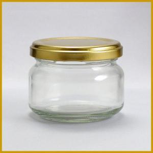 ガラス瓶 ジャム瓶 F125ST 125ml|garasubin