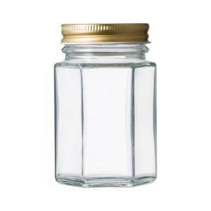 ガラス瓶 食料瓶 SH-150-6角ネジ 155ml|garasubin