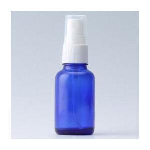 遮光瓶 ブルー 30ccスプレー SYA-B30ccスプレー|garasubin