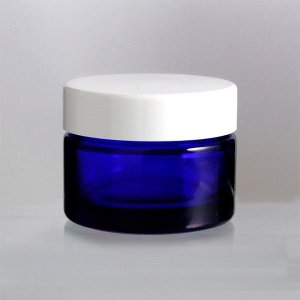 ガラス瓶 クリーム瓶 M-40クリーム 40g用|garasubin