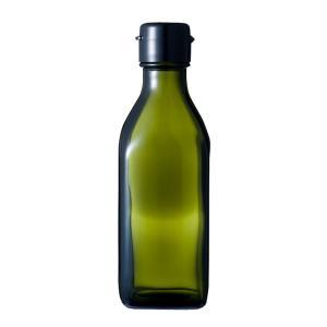 ガラス瓶 ドレッシング・タレ瓶 調味200角-HC-DS 200ml|garasubin