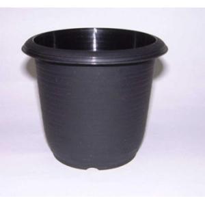 プラ鉢 KU-45 黒 100個セット