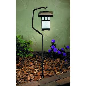 設置が簡単 ソーラーライト LZ11771H garden-fontana