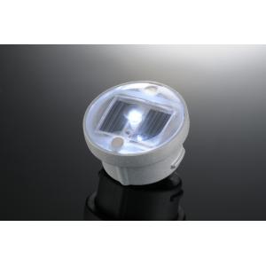 優れた高耐久設計 LEDソーラーマーカー R60 φ6cmタイプ garden-fontana