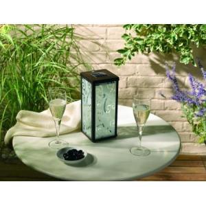 屋外で使える ソーラーライト ランタン SS-3012|garden-fontana