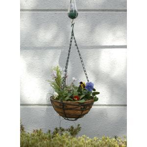 ハンギングバスケット用ソーラーグッズ ロトバスケット SS-41000|garden-fontana