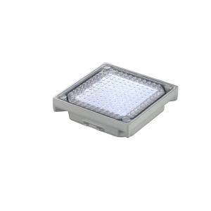 優れた高耐久設計 LEDソーラータイル 15cm×15cmタイプ TI-S150N|garden-fontana