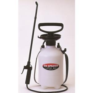 散水用品噴霧器フルプラダイヤスプレー4L用単頭式45cmノズル付 NO87404L