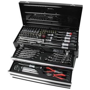 SK11  整備工具セット ブラック  SST-16133BK