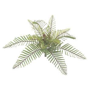 人工植物 造花/ファンブッシュ小/GN-53S/フェイクグリーン/ディスプレイ/飾り|garden