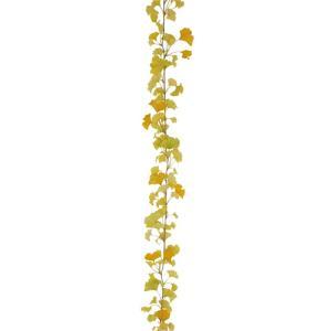人工植物 造花/イチョウ ガーランド 1.8m /GG-48/フェイクグリーン/ディスプレイ/飾り garden