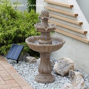 ファウンテン ソーラー/ソーラー パティオ ファウンテン/STF-R03/噴水/池/庭池/水槽|garden