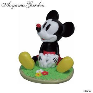 ディズニー  ガーデンフィギュア ミッキー/disney_y|garden