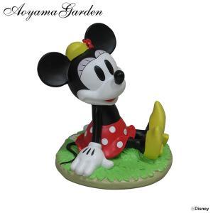ディズニー  ガーデンフィギュア ミニー/disney_y|garden