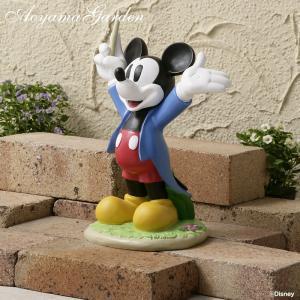 ディズニー  ガーデンスタチュー音楽隊 ミッキーマウス/disney_y|garden