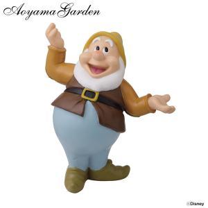 ディズニー  ガーデンスタチュー 7人の小人 ごきげん/disney_y|garden