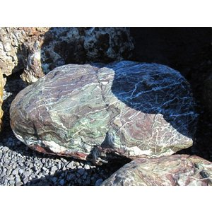 庭石 景石 天然石 北海道 みつ石