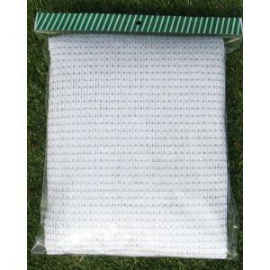 遮光ネット 70% 2m×10m 白 55627 / 農業 日よけ|gardenmate