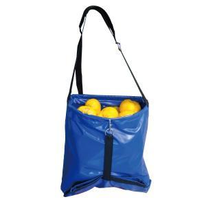 果実収穫袋 HBO-11B 底開きタイプ 容量約25L 57198 / 採集袋 採果袋