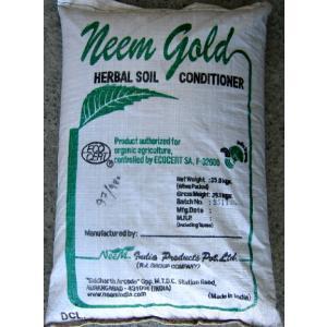 ニームゴールド 20kg 家庭園芸肥料(全植物用有機100%) 56250|gardenmate