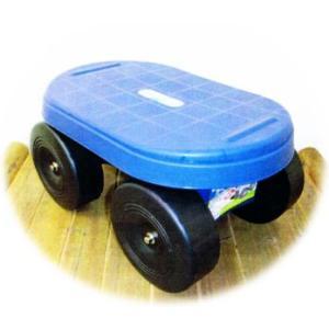 フィールドカートJr(ジュニア) ブルー 55877 / 園芸 作業車 gardenmate