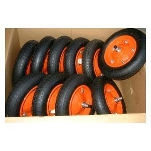 一輪車用タイヤ 5本で (PR-1302A) ネコ 55898 gardenmate