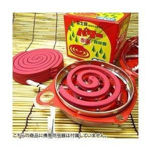 パワー森林香(赤色) 30巻入 4個セット 55996 gardenmate