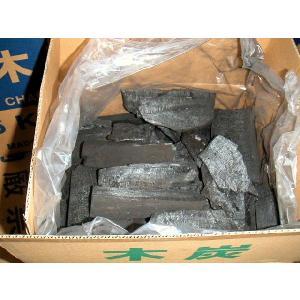 レジャー用木炭 3kg バーベキュー用屋外用 56187|gardenmate