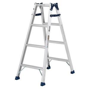 ステップ幅広兼用脚立 MXA120W 120cm 57362|gardenmate