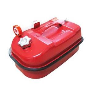 ガソリン携行缶 10L 6個セット 消防法適合品  / オイル タンク|gardenmate