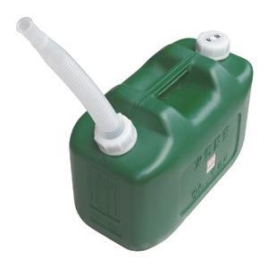 ポリ軽油缶 10L 消防法適合品  57297  / 軽油缶 ポリタンク|gardenmate