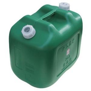 ポリ軽油缶 20L 消防法適合品 57180 / 軽油缶 ポリタンク|gardenmate
