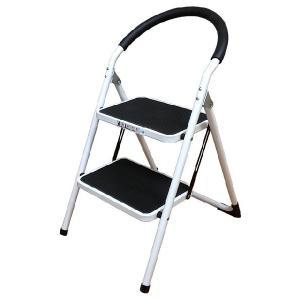 ステップチェア パッソ 2段 (折りたたみ式スチール踏み台・脚立) 55376|gardenmate
