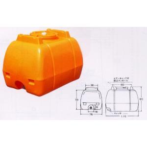 ローリータンク NL−500 56769 / 農業 ポリタンク|gardenmate