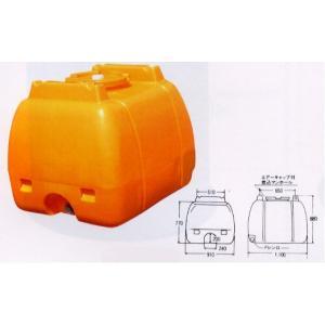 ローリータンク NL−600 56770 / 農業 ポリタンク|gardenmate