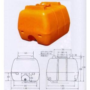 ローリータンク NL−1000 56772 / 農業 ポリタンク|gardenmate
